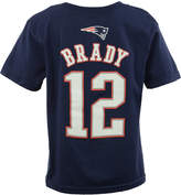 Brady Outerstuff Little Boys' Tom New England Patriots Mainliner Player T-Shirt