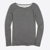 J.Crew Factory Striped artist T-shirt