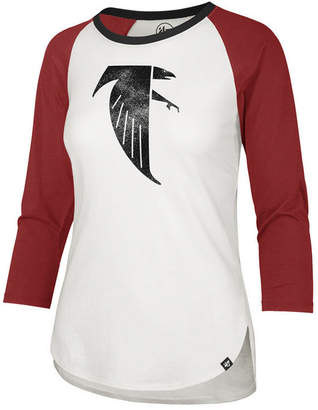 '47 Women Atlanta Falcons Legacy Raglan T-Shirt