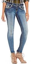 Vigoss Jeans Vigoss Skinny Dublin Rope Skinny Jeans