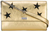 Stella McCartney metallic Stars shoulder bag