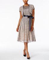 SL Fashions Lace Midi Dress and Jacket