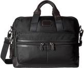Tumi Alpha Bravo - Patrick Brief Briefcase Bags