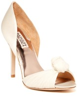Badgley Mischka Musica Knotted d'Orsay Pump