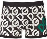 Dolce & Gabbana Men's Logo-Print Regular Boxers