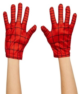 BuySeasons Ultimate Spider-Man Little and Big Boys Gloves Accessory