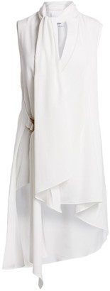 Acler Doheny Layered Wrap Top