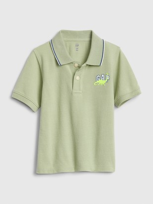Gap Toddler Logo Polo Shirt Shirt