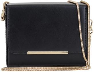 Most Wanted Design by Carlos Souza Lorimer Box Leather Crossbody Bag
