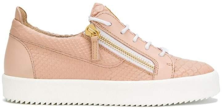 Giuseppe Zanotti Design Nicki low-top sneakers
