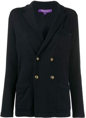 Ralph Lauren double-breasted blazer
