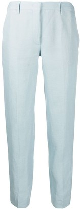 Paul Smith Pleated Detail Slim-Fit Trousers