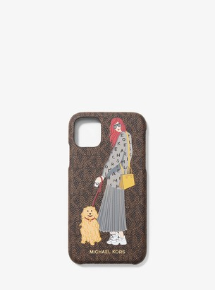 MICHAEL Michael Kors Jet Set Girls Zoe Phone Cover for iPhone 11 Pro