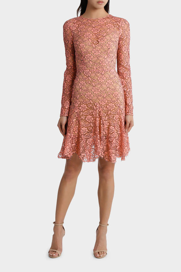Yeojin Bae Cord Lace Manno Dress