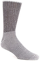 Roundtree & Yorke Gold Label Sport Tipped Crew Socks 2-Pack