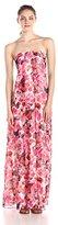 Sam Edelman Women's Inverted Box Pleat Maxi Dress