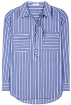 Equipment Knox Striped Cotton Shirt