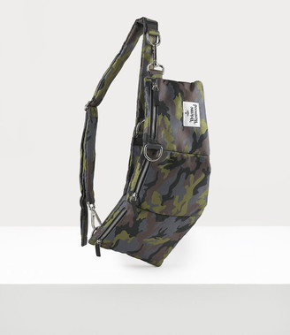 Vivienne Westwood Clint Bumbag Camouflage