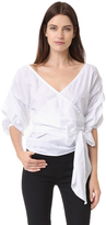 MLM Label Salo Wrap Shirt