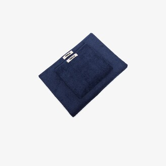 Tekla Navy Organic Cotton Towel Set