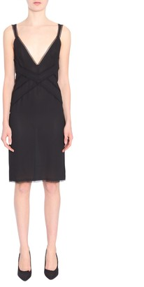 DSQUARED2 V Collar Dress