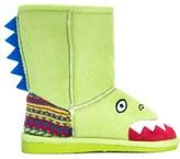 Muk Luks Kids' Rex Dinosaur Boot Toddler/Preschool