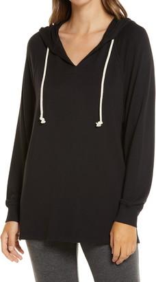 Lou & Grey Signature Soft Hooded Tunic