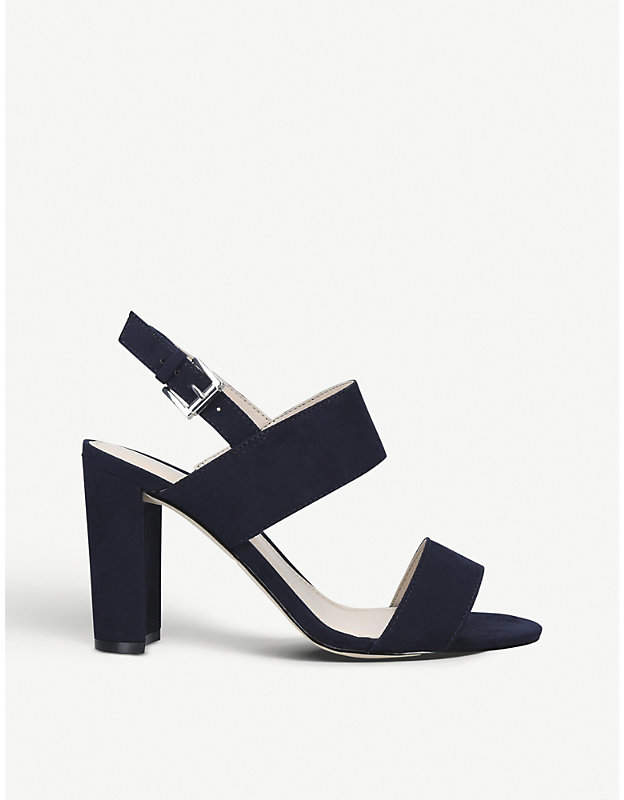 Nine West Narolyn leather sandals
