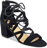 Marc Fisher Rayz Lace-Up Sandals