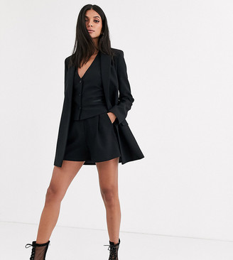 Asos DESIGN Tall tux suit short