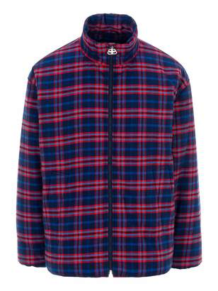 Balenciaga Check Jacket