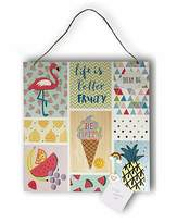 Girl's Life Magnetic Notice Board