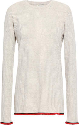 By Malene Birger Annapi Ribbed-knit Sweater