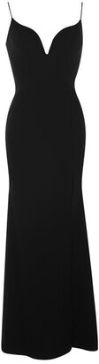 Jill Stuart Deep V Dress