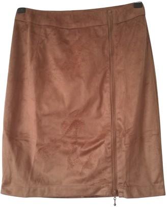 Ohne Titel Brown Skirt for Women