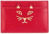 Charlotte Olympia 'Feline' card holder