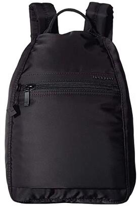 Hedgren Vogue RFID Backpack (Black) Backpack Bags