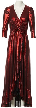 retrofete Red Polyester Dresses
