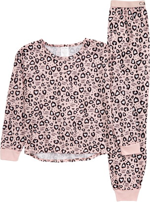 Calvin Klein Cozy Two-Piece Pajamas