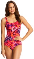 T.H.E. T.H.E Picasso Mastectomy Fun Tank One Piece Swimsuit 8142242