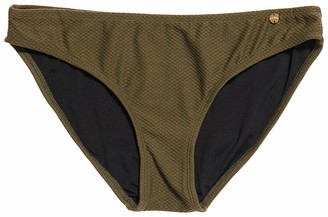 Superdry Women's Sophia Textured Cup Bikini Bottom