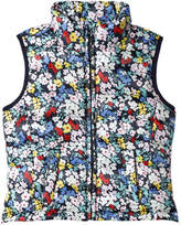 Joe Fresh Kid Girls' Quilted Vest, JF Perennial Pink (Size S)