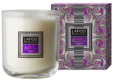 Lafco Inc. Violet & Amber Wood Scented Candle (9.5 OZ)