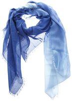 Fendi Cotton-silk Blend Scarf