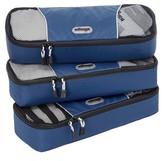 eBags Slim Packing Cubes 3pc Set - Denim
