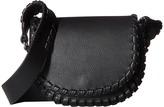 French Connection Claudia Small Saddle Bag Handbags