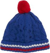 Michael Bastian Gant by Cable Knit Pom-Pom Hat