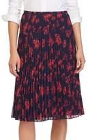Lauren Ralph Lauren Floral Midi Skirt