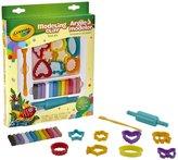 Crayola Modeling Clay Mini Tool Kit Building Kit