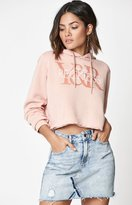 Young & Reckless Cropped Hoodie